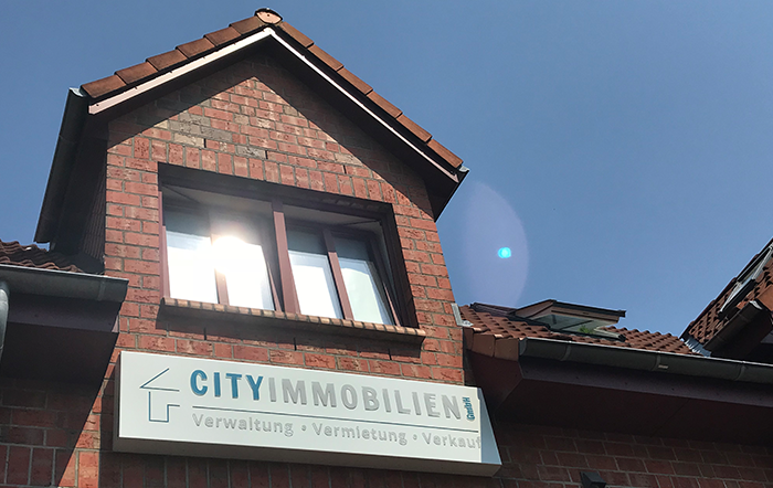 City Immobilien GmbH Büro